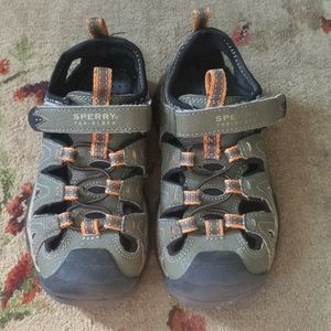 """Sperry Top-Sider """"Lagoon"""" Boyd Sandals Size 11m"""